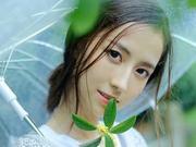 浙传女神气质写真 甜美笑容神似佟丽娅(图)