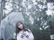 广外贸萌妹晒清纯写真 甜美可爱小萝莉(图)