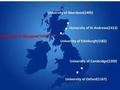 揭秘英国大学排名玄机和择校攻略