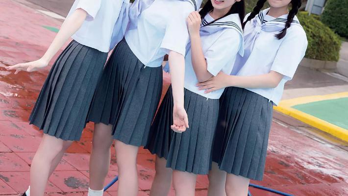 日本调查高中女生时髦半裙长度:东京短大阪长