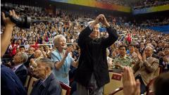 北京大学120周年校庆 千名师生齐聚庆祝