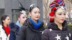 中戏2019艺考校考现场:花旦小生古韵浓(图)