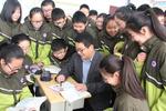 正能量班主任:山东省五莲县第二中学班主任张杰