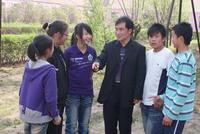 正能量班主任:吉林省東遼縣安石鎮第一中學班主任王永明
