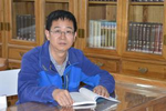 正能量教师:西北师范大学附属中学教师杨涵雄