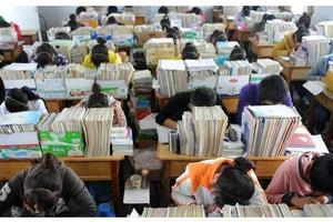高校志愿者线上联动 梦之队助藏区学子备战高考
