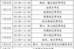 2020軍隊院校在江蘇招生面試和體格檢查資格線