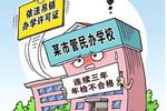 """北京民办非学历高等教育机构校名不得单独用""""大学"""""""