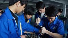 科技日报:高职教育走向春天 产教融合很重要