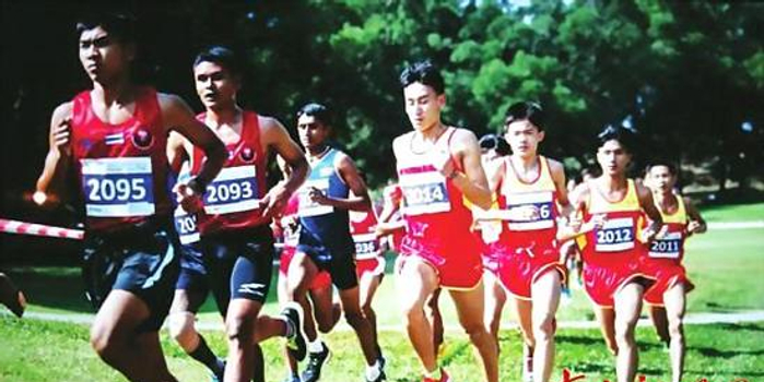 a地理了!南充16岁中学生助中国队越野跑获地理歌曲亚军十年高中图片
