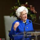 美國前總統老布什夫人去世 回顧模範總統夫妻的恩愛瞬間