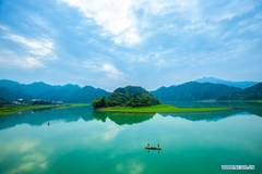 Volunteers encouraged to take part in ecological environment protection in Zhejiang