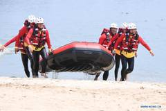 Emergency rescue drill held in Fuzhou