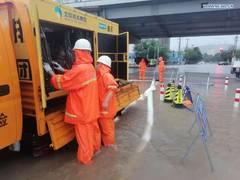 Beijing renews orange alert for rainstorms