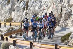 Cyclists compete in Tour of Croatia cycling race