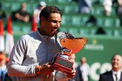 Nadal claims 2018 Monte-Carlo Masters title