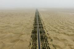 In pics: first highway in Taklimakan Desert in China's Xinjiang