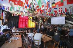 Bars, restaurants in New York seize opportunity to bring more business during 2018 FIFA World Cup