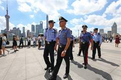 Italy police to patrol Shanghai streets