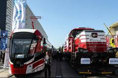 Innotrans railway trade fair opens in Berlin, highlighting digitalization