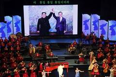 Moon Jae-in treated to musical performance during DPRK visit
