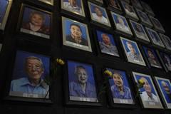 Commemoration ceremony held for late Nanjing Massacre survivors