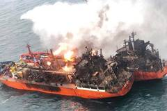10 died in Kerch Strait ship fire