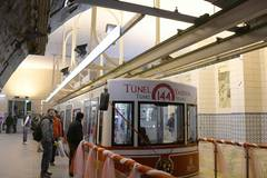 World's 2nd oldest subway in Istanbul celebrates 144th anniversary of service