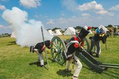 Commemorative events held in Belgium's Waterloo to mark Battle of Waterloo