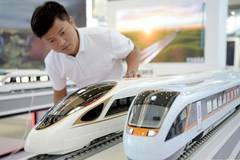 14th China Xi'an Int'l Science & Technology Industry Expo opens in Shaanxi