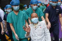 Wuhan COVID-19 lung transplant patient discharged from hospital
