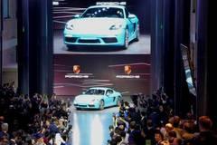 Volkswagen held Media Night before Beijing Int'l Automotive Exhibition