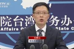 Negating 1992 Consensus would change cross-Strait status quo: spokesman