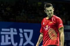 Lin Dan beats Tien Minh Nguyen 2-0 in C China