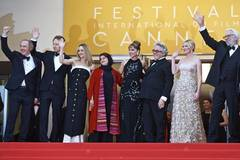 69th Cannes Film Festival closes in France