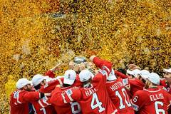Canada claims title of IIHF Ice Hockey World Championship