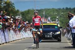 Daniel Whitehouse wins title of Tour de Flores 2016
