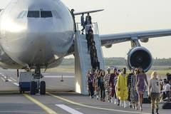 Ultimate Runway Fashion Show at Helsinki Airport