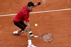 Day 5 of French Open tennis tournament