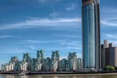 Two-thirds of London's tallest residential tower owned by wealthy foreigners