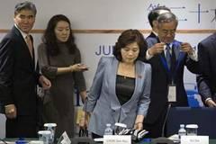 US, North Korean diplomats attend meetings in Beijing