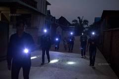 """Mama Anti-drug Squad"" in S China frontier village"
