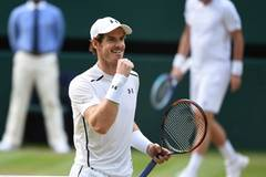 Andy Murray makes it to Wimbledon final