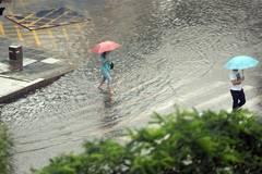 NE China's Shenyang on orange alert for rainstorm
