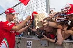 Formula one Hungarian Grand Prix to be held