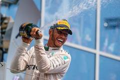 Hamilton claims title during Hungarian F1 Grand Prix