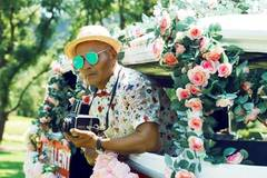 'Sunny Grandpa' becomes famous for vogue-like photo shoot
