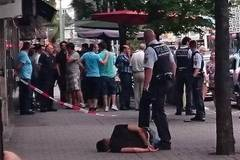 Man kills woman with machete in Germany, is arrested