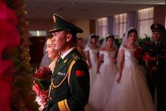 Group wedding held in China's Xinjiang