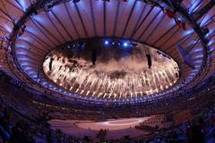 Closing ceremony of 2016 Rio Olympics held in Brazil